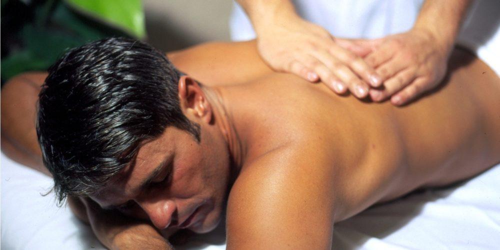 Masaje. Massage